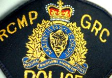 Muddy ditch traps vehicle helping Oceanside RCMP nab suspected thief