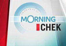 Morning CHEK for January 25