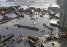 Erosion study underway for Colwood's waterfront as storms threaten infrastructure