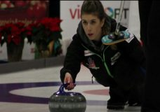 Victoria Curling Club's Reese-Hansen rink off to Junior National Championships in Quebec