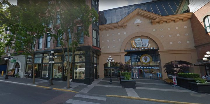 Police arrest man who allegedly threatened security officers with knife at Bay Centre