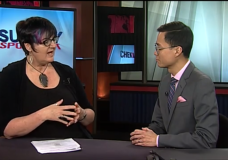 Calvin To sits down with legal expert Dr. Rebecca Johnson from the University of Victoria to discuss the inequities faced by Indigenous people and visible minorities in Canada's legal system.