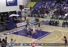 Vikes lock up 3rd in Canada West with 12th straight win