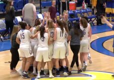 Kristy 'Clutch' comes through as Vikes capture 11th straight win