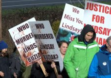 Grieving dad slams Saanich Police on 10th anniversary of Lindsay Buziak murder