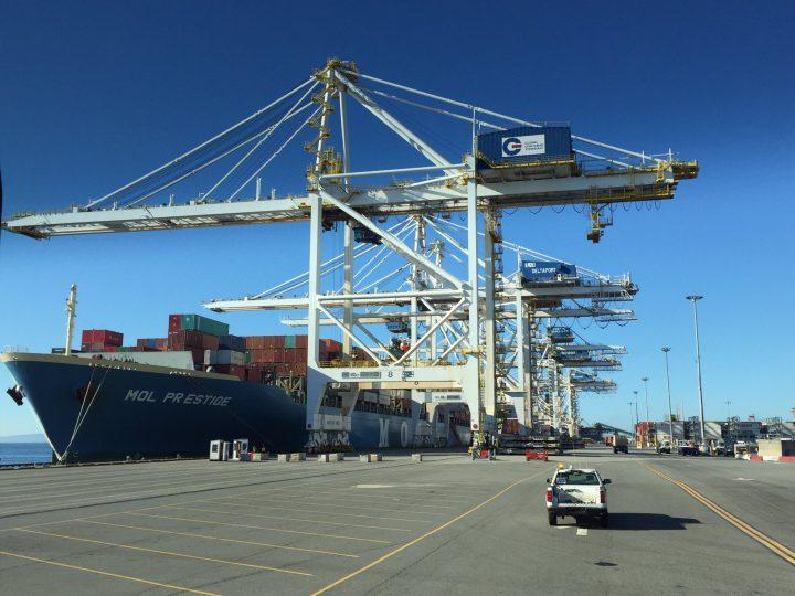 Rescue crews sent to container ship adrift near B.C. coast
