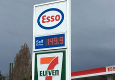 Gas prices jump across Greater Victoria