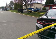 Individual with weapon taken to hospital after negotiations in Esquimalt