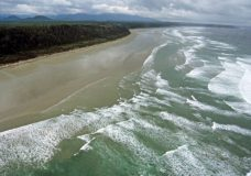 Long Beach Unit of the Pacific Rim National Park Reserve. Photo courtesy Times Colonist.