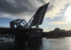Road closures planned for Johnson Street Bridge opening