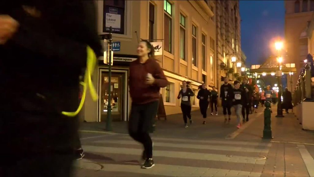 Victoria one of 10 Canadian cities to host Secret Marathon on eve of International Women's Day