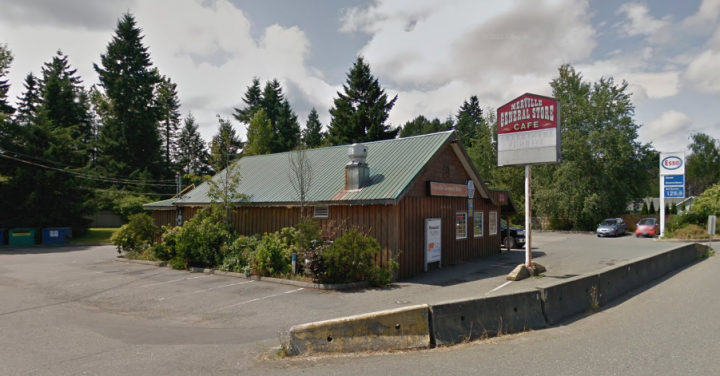 The Merville General Store. Photo courtesy of Google