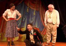 Blue Bridge Theatre kicks off 10th anniversary with classic farce