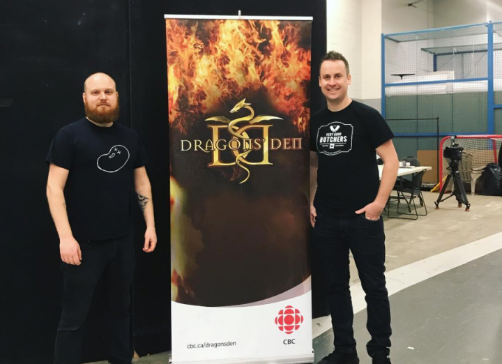 Victoria's vegan 'Very Good Butchers' set to feature in CBC's Dragons' Den