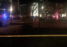 Police say two people in hospital after stabbing in downtown Victoria