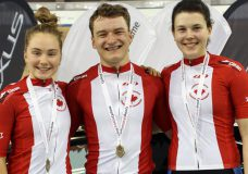 Victoria cyclists bring home 18 medals from junior track nationals