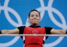 Canadian weightlifter Christine Girard awarded 2012 Olympic gold