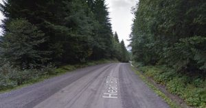 The province announced Friday it is resurfacing two sections of Head Bay Forest Service Road, upgrading 13km between Tahsis and Gold River. Photo courtesy Google maps.