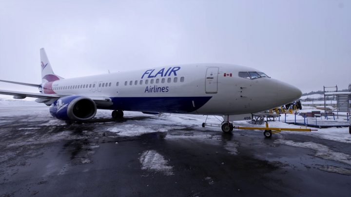 Flair Airlines expands fleet, adds new routes to Victoria, Comox