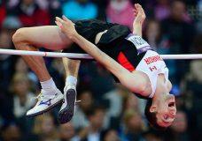 Michael Mason of Nanoose Bay sixth in Commonwealth Games high jump