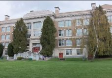 Majority of those at Vic High open house want to keep the school