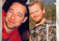 Surveillance video from Ucluelet shows last movements of two missing men