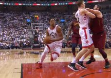 Raptors all-star to hold summer basketball camp in Victoria