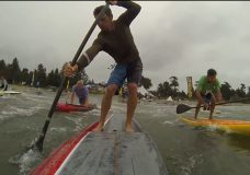 Stand-up Paddleboard Racing National Championships begin this weekend in Sidney