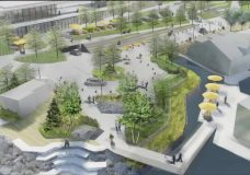 City of Victoria releases Ship Point master plan, includes festival area and commercial space