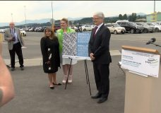 Ottawa invests in Nanaimo port's vehicle processing centre