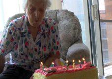 Victoria woman celebrates 107th birthday
