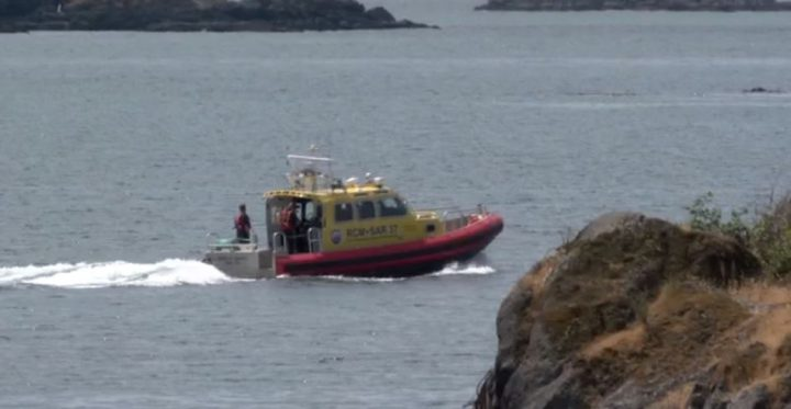 Search continues for missing kayaker last seen in Becher Bay