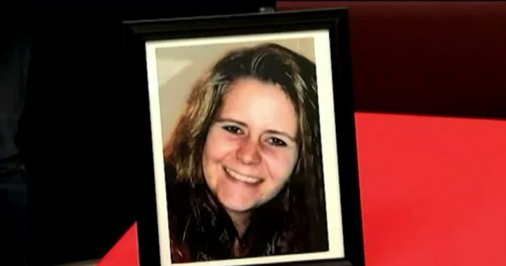 Kristy Morrey's murder became a cold case after she was found dead in 2006. File photo.