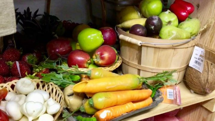The aim of the lending library is to encourage more locally grown foods to help small-scale farmers access tools they otherwise wouldn't have. (Pat Martel/CBC)