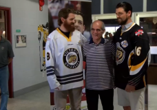 Victoria Grizzlies to honour Benn brothers with jersey retirement ceremony