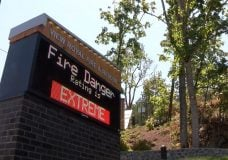 """Fire danger rating at """"Extreme"""" for much of southern Vancouver Island"""