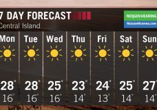Ed's Forecast: More heat tomorrow but cooling a bit by Wednesday
