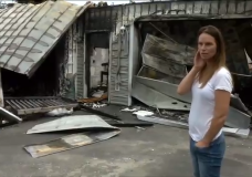 Bowser woman starts GoFundMe page after fire destroys her home