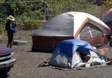 City of Nanaimo to provide temporary potable water to tent city