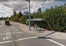 Saanich police investigate 'suspicious circumstance/attempted abduction' at Royal Oak bus stop