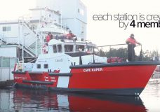 Tahsis will be home to a new Canadian Coast Guard search and rescue station