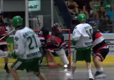 Shamrocks eliminate Timbermen, advance to WLA Final