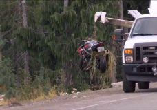 Man recounts 2003 motorcycle death of friend on Mount Washington