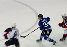 Royals show scoring touch in sweep of Cougars