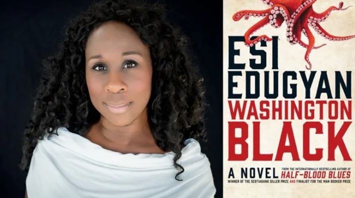 "Esi Edugyan has won the 2018 Scotiabank Giller Prize for ""Washington Black."" (Tamara Poppitt/HarperCollins Canada)."