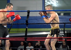 Victoria kickboxer suffers tough title loss, vows to return to the ring