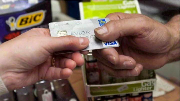 Statistics Canada says Canadians owe $1.69 in credit market debt for every dollar of household disposable income. Photo courtesy CBC.