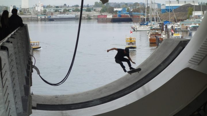 City looking at further safety measures after skateboarder seen on Johnson Street Bridge