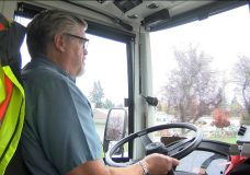"""No where to """"go"""" leaves transit drivers feeling the strain in Port Alberni"""