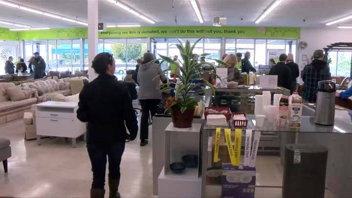 Habitat for Humanity opens third ReStore in Greater Victoria